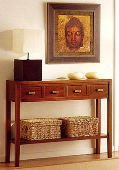 Estilo Colonial, Dressing Table Design, Diy Kitchen Island, Condo Decorating, Minimal Home, Bed Design, Table And Chairs, Home Organization, Entryway Tables