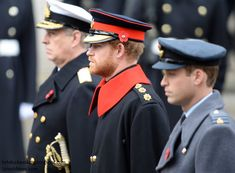 Other members of the Royal family, including Prince Philip, Prince William, Prince Harry, The Duke of York, the Earl of Wessex and the Princess Royal also laid wreaths. Prince Charles and the Duchess of Cornwall were absent from the event due to their tour of Australia and New Zealand.