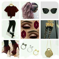 Polyvore, Image, Fashion, Outfit, Moda, Fashion Styles, Fashion Illustrations