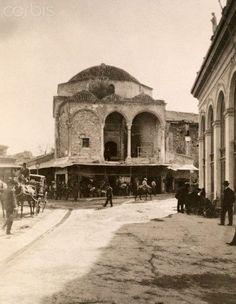 Athens- Monastiraki_1909_George Higgins Moses