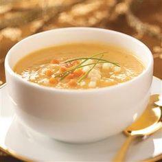 Rustic Autumn Soup Recipe