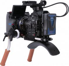 Solutions for the Canon EOS C500 | Vocas Systems