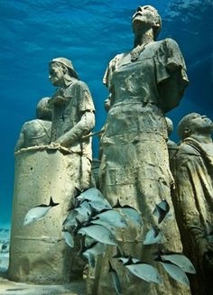 So cool! One day I will see these statues