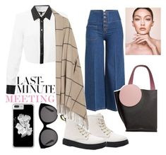 """""""Untitled #60"""" by marcy-marzipan on Polyvore featuring Marc Jacobs, Gucci, Madewell and Roksanda"""