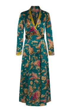 Waldorf Long Reversible Dress by ADRIANA IGLESIAS for Preorder on Moda Operandi