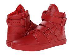 34f511e97f56c7 Radii footwear straight jacket vlc triple red waxed pebble leather