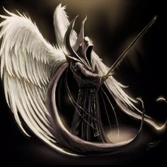 Arch Angel Azrael. Angel of death. My most feared yet most anticipated angel