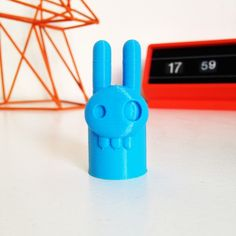 10.1 Elvis Lapinou Skull - BulbZone - Cults TOP 10 3D Printed Skulls  #3D #3Dprint #3Dprinting