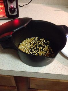 popcorn in pampered chef micro cooker