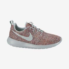 Nike Roshe Run Print Women's Shoe: I may or may not be thiiiiis close to becoming a sneaker head...