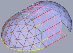 Image result for geodesic tunnel