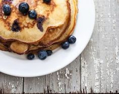 How to make pancakes at home with upgraded ingredients that are both healthy and delicious. Pancake recipes you'll want to eat for every healthy breakfast. Coconut Pancakes, Blueberry Pancakes, Protein Pancakes, Paleo Pancakes, Fluffy Pancakes, Blueberry Oat, Cheese Pancakes, Buttermilk Pancakes, Coconut Flour