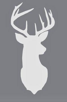 Brokatowy jeleń