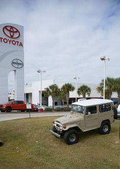 Team Toyota Fall Event