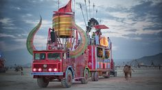 Playa Vehicles: Burning Man 2014 | Biking Galleries | OutsideOnline.com