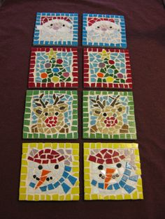 Posts from December 2011 on little tidbits of joy Paper Mosaic, December, Kids Rugs, Joy, Quilts, Blanket, Home Decor, Decoration Home, Kid Friendly Rugs