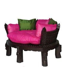 Ahuda (traditional sofa) by Purpledip Gurgaon
