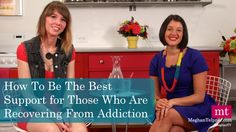 4 Ways To Support Those In Recovery from Addiction #health #friendship #support