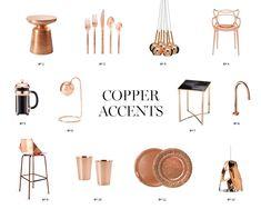 copper accents Erika Brechtel editors picks