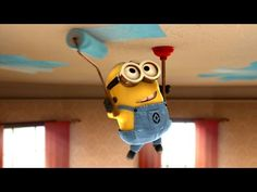 Minions Mini Movie 2016 - Despicable Me 2 Funny Commercial Clips - YouTube