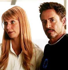 Tony & Pepper, Iron Man 3