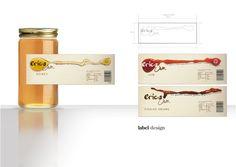 honey label