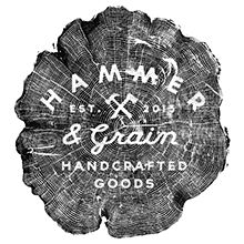 Hammer & Grain // Handcrafted in Canada
