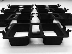 Ice Cube Trays, 3d Printing, Campaign, Medium, Prints, Impression 3d, Medium Length Hairstyles, 3d Typography