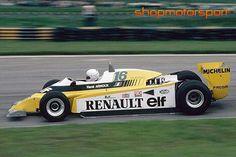 Renault RS10 Rene Arnoux 1979