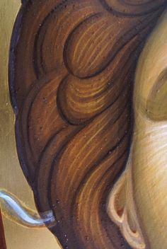 Hair highlight details