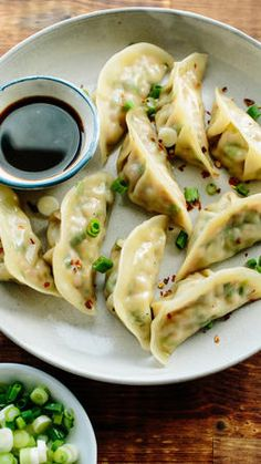 The Kitchn: How to make pork dumplings