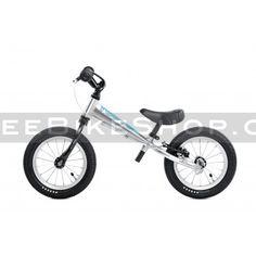 TooToo ALU Balance Bike By YEDOO in Blue
