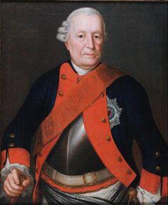 Generals of Frederick the Great / Generäle Friedrichs des Großen: 1) Hans Joachim von Zieten (1699 - 1786); 2) August Wilhelm von Preußen (1722 - 1758); 3) Ferdinand von Braunschweig-Wolfenbüttel...