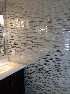 bathroom wall tile Laundry In Bathroom, Bathroom Wall, Master Bath Remodel, Boho Beautiful, Book Marks, Home Upgrades, Wet Rooms, Bathroom Layout, Shower Doors