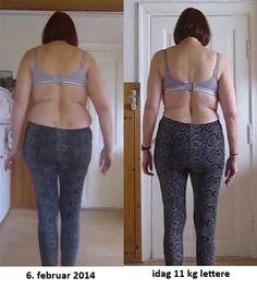 6. februar 2014  14. april 2014  21. december 2014         Jeg gik på 1. omgang af hCG kuren i 6 uger.   Her har jeg tabt 11 kg og har holdt vægten.    Her har jeg tabt 16 kg i alt - dvs. 5 kg mere efter 2. omgang a