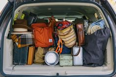 Start the weekend at the cabin! First things first: unpacking. Made easy by the #Navigator.