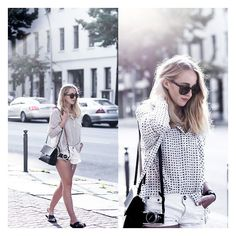 Summer in Berlin. ❤ liked on Polyvore