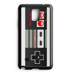 Nintendo Game Controller Retro Stick Samsung Galaxy Note 4 Case