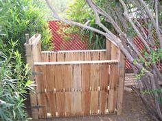 Pallet Compost Bin...DIY