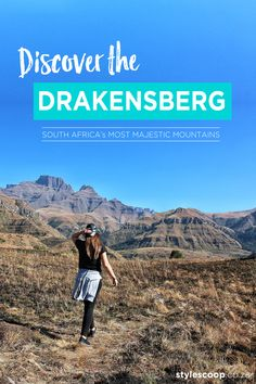If you're a regular Joburg-to-Durban (or Durbs to Jozi) road tripper and you haven't added the majestic Drakensberg area to your stop along the way, then you're really missing out on one of… African Life, Road Trippers, Mountains, Travel, Viajes, Trips, Traveling, Tourism, Bergen