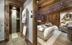 casas de sonho: cabana de luxo para desfrutar da neve nos alpes franceses (fotos)