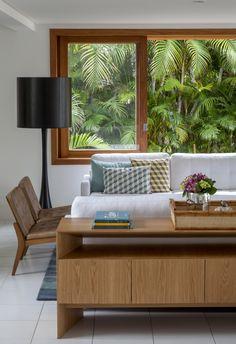Casa no Rio de Janeiro foi renovada com projeto de décor online - Casa, Salas, Rooms, Sala