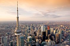 Picture of the Day: Toronto From Above Photograph by MIKE PALMER @ roamingfocus.ca