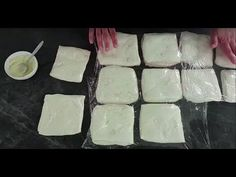 Recette De Mssemen Express Feuilleté Sans Pétrissage Pour Le Petit Déjeuner مسمن بدون دلك مورق - YouTube Sin Gluten, Ramadan Recipes, Beignets, Iftar, Crepes, Brunch, Food And Drink, Vegan, Cooking