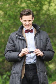 "Will Matt Smith Be the Last ""Doctor Who""?"