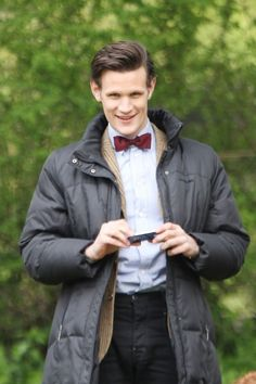 "Will Matt Smith Be the Last ""Doctor Who""?"