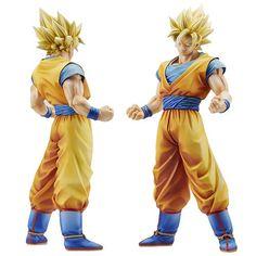Dragon Ball Z Goku Master Stars Piece Statue