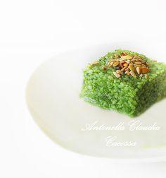 Le Torte di Antonella Cacossa e non solo...: Riso dietetico con spinaci