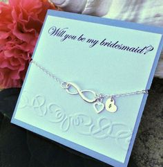 Personalized Bracelets Custom Infinity Bracelet by natashaaloha, $32.00