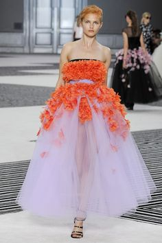 Inspiration for my mermaid dress by sonia - giambattista-valli-couture-fall-2015-21